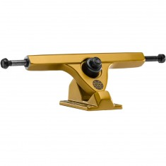 Caliber II Longboard Trucks - Satin Gold 50 Degree