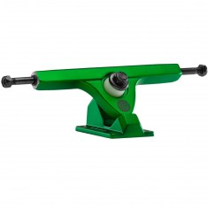 Caliber II Longboard Trucks - Satin Green 50 Degree