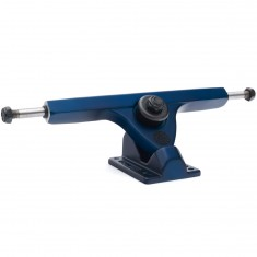 Caliber II Longboard Trucks - Midnight Satin Blue 44 Degree