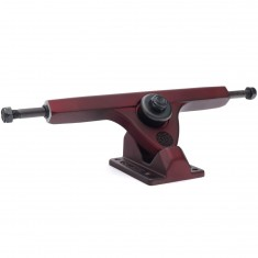 Caliber II Longboard Trucks - Midnight Satin Red 44 Degree