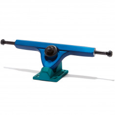 Caliber II Longboard Trucks - Two Tone Blue 50 Degree