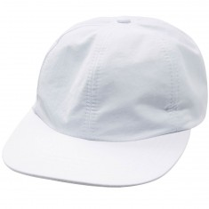 CCS Nylon Unstructured Hat - White