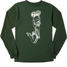 CCS Cheerleader Long Sleeve T-Shirt - Forest