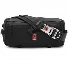 Chrome Kadet Nylon Bag - Black