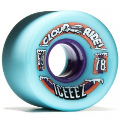 Cloud Ride Iceeez Longboard Wheels - 59mm 78a