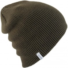 Coal The Frena Solid Beanie - Olive