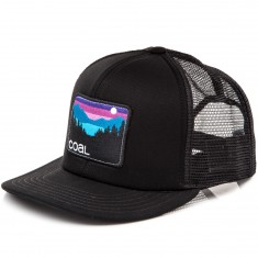 Coal The Hauler Hat - Black