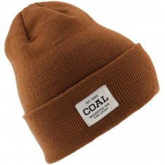 Coal The Uniform Beanie - Light Brown