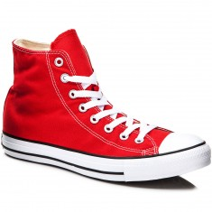 Converse Chuck Taylor All Star High Shoes - Red