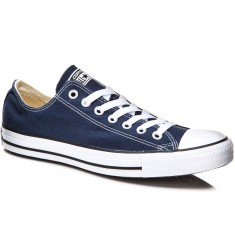 Converse Chuck Taylor All Star Lo Shoes - Navy