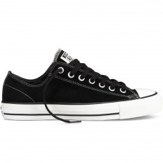 Converse CTAS Pro Shoes - Black Suede/White