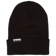 Daddies Board Shop Tabor Beanie - Black