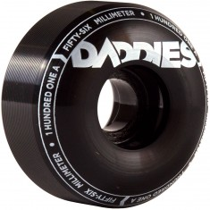 Daddies Board Shop Well Skateboard Wheels 56mm 101a