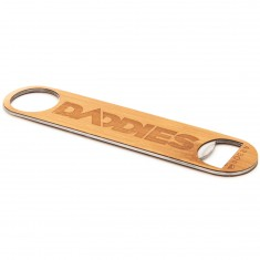 Daddies Board Shop Wood Bottle Opener - Bamboo