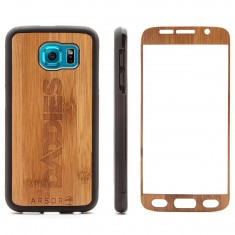 Daddies Board Shop Wood Galaxy S6 Phone Case - Bamboo