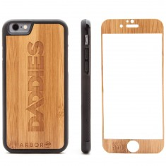 Daddies Board Shop Wood iPhone 6/6S Phone Case - Bamboo