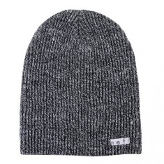 Neff Daily Heather Beanie - Black/White