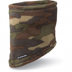 DaKine Fleece Neck Tube Gaiter - Camo
