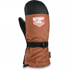 Dakine X High Cascade Westy Mitt - Brown