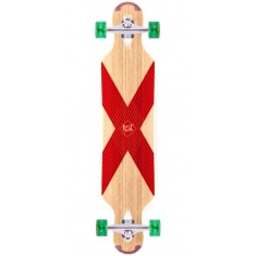 DB Coreflex Compound Longboard Complete - Flex 2 - 42""