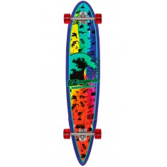 "DB Party Wave 42"" Longboard Complete"