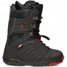 DC Scendent Snowboard Boots 2017 - Black/Red