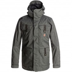 DC Servo Snowboard Jacket - Dark Shadow