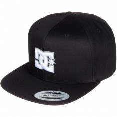 DC Snappy Hat - Black