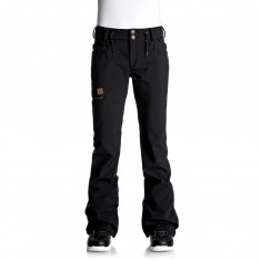 DC Viva Softshell Womens Snowboard Pants - Black
