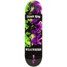Deathwish Lizard King Colors Of Death Skateboard Deck - 8.3875""