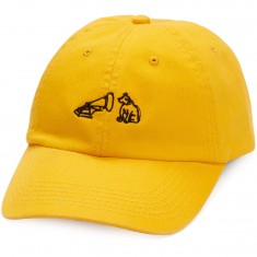 Deathwish Master Sound Dad Hat - Yellow