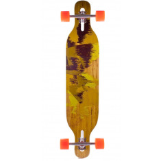 Loaded Dervish Sama Longboard Skateboard Complete - Original Graphic - Flex 3