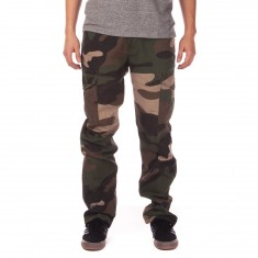 DGK O.G. Cargo Pants - Big Woods Camo