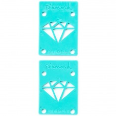 Diamond Rise and Shine Riser Pads - Diamond Blue