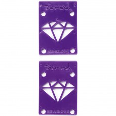 Diamond Rise And Shine Riser Pads - Purple