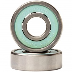 Diamond Smoke Rings Skateboard Bearings