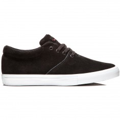 Diamond Supply Co. Torey Shoes - Black Suede