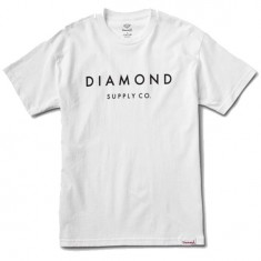 Diamond Supply Co. Stone Cut T-Shirt - White