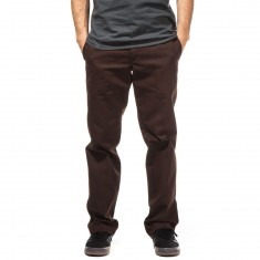 Dickies Industrial Work Slim Fit Pants - Chocolate Brown