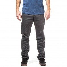 Dickies Twill Pants with Pivot-Tek - Charcoal