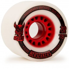 Divine Berserkers Longboard Wheels - 70mm