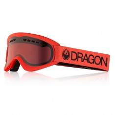 Dragon DX Snowboard Goggles - Melon/LumaLens Rose