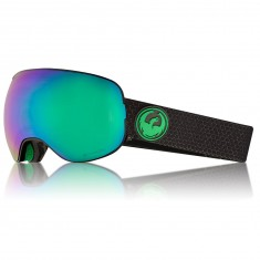 Dragon X2 Snowboard Goggles - Split/LumaLens Green Ion