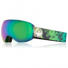 Dragon X2s Snowboard Goggles - Ink/LumaLens Green Ion