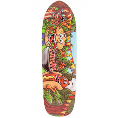 Earthwing Payback BBQ Longboard Deck - 32.25""