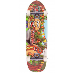 """Earthwing Payback BBQ Longboard Complete - 32.25"""""""