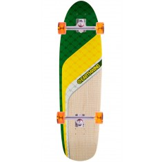 """Earthwing Chaser 36"""" Longboard Complete - Green"""