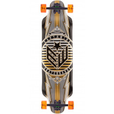 """Earthwing Road Killer Chrome Team Graphic Longboard Complete - 35.5"""""""
