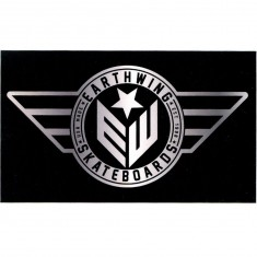 Earthwing Wings Logo Sticker