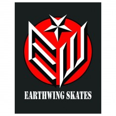 Earthwing Skates Sticker
